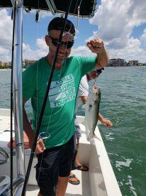 Fishing with Hank