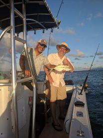 Fantastic trip, even if no big fish caught