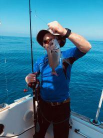 Fishing with Joan Alum