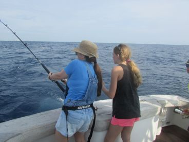 Perfect Half Day with Capt. Geoff