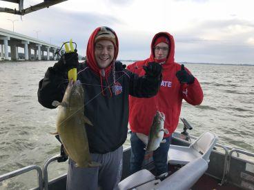 Excellent Catfish Trip