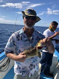 Fishing with Juan
