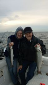 Full day with Captain Lenny Slip Knot Charters