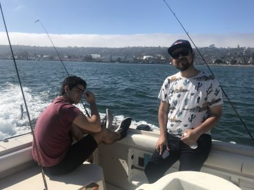 October fishing trip