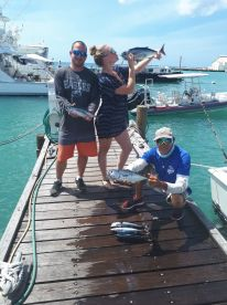 Fishing with Juan Carlos