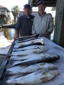 Fantastic fishing day