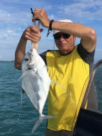 Half day trip with Capt Ron Brack