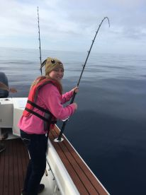 Great day out on the ocean