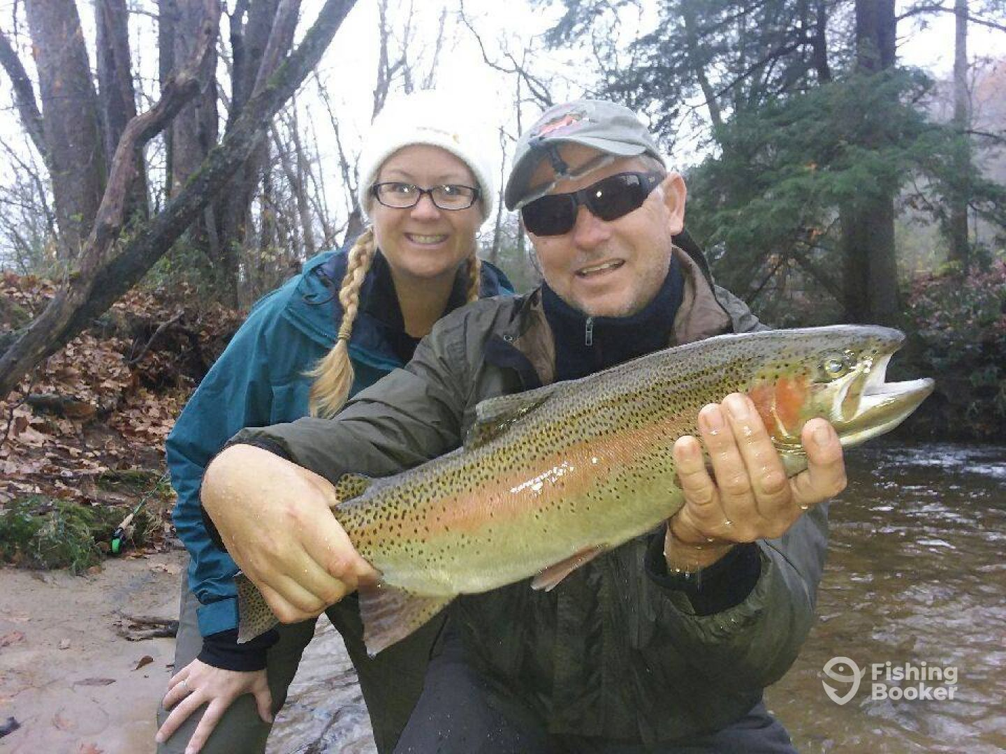 I just found Trophy Trout Fly Fishing on FishingBooker