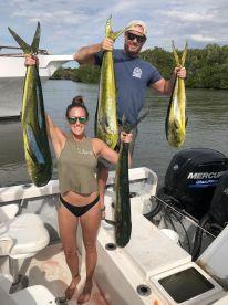 They put us on fish!