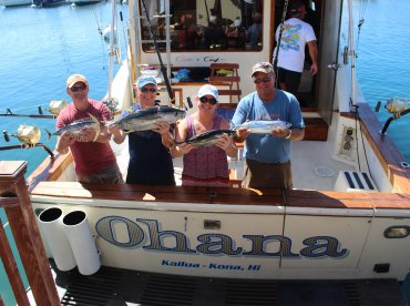 Ohana Sportfishing is the best choice!