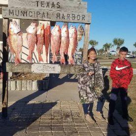 Fishing with Joshua