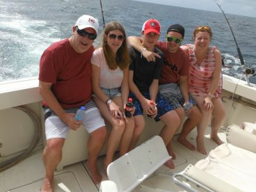 half day trip with snorkeling and bbq
