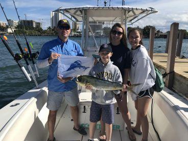 December fishing trip